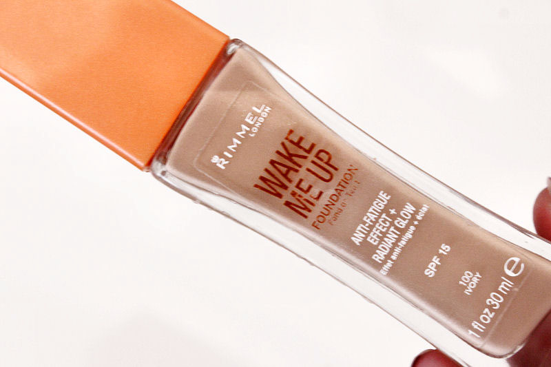 January Favourites Rimmel Wake Me Up Foundations