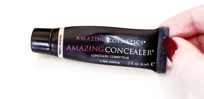 January Favourites  Amazing Cosmetics Concealer