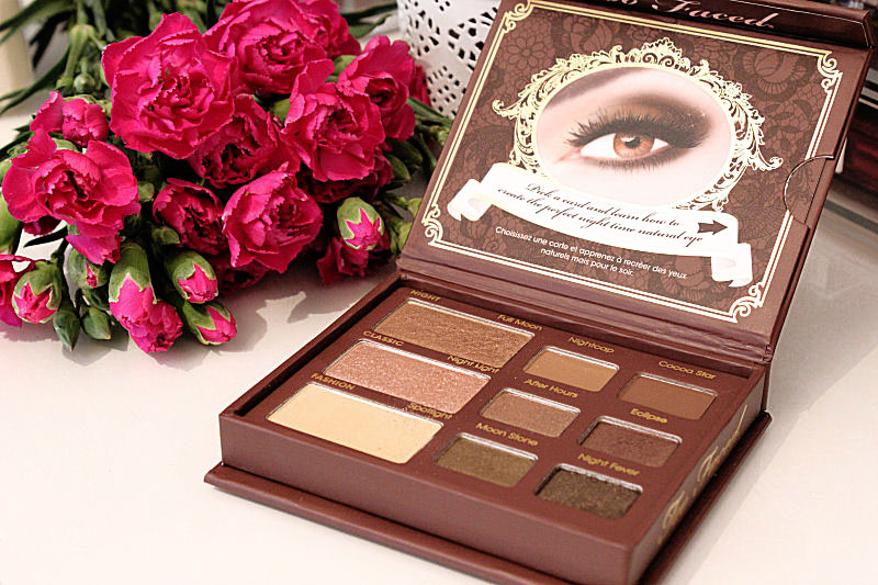 Two Faced Natural at Night Eyeshadow Palette