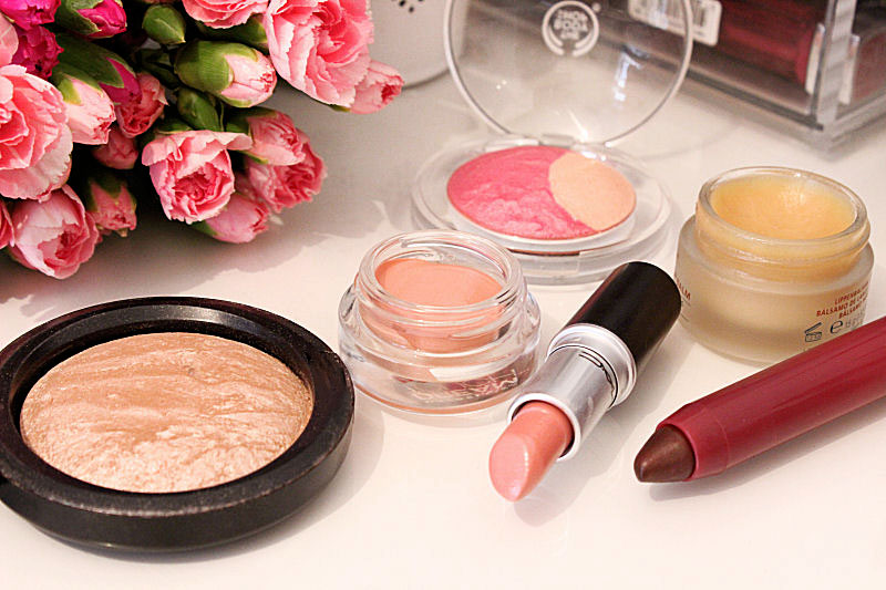 February Favourites MAC, The Body Shop, Revlon, Nuxe, Maybelline