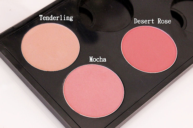 MAC Blush Collection