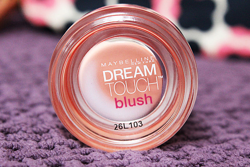 Maybelline Peach Dream Touch Blush