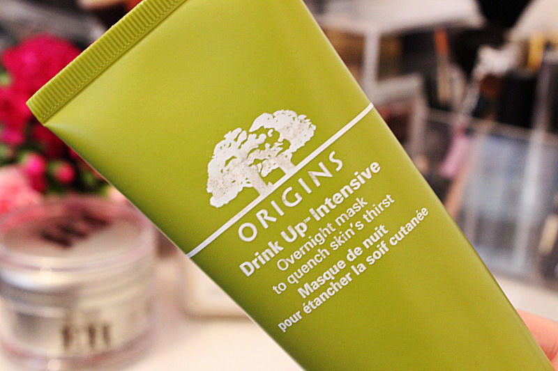 Holy Grail Skincare Origins Drink it Up Face mask