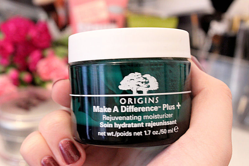 Holy Grail Skincare Origins Make a Difference Moisturiser