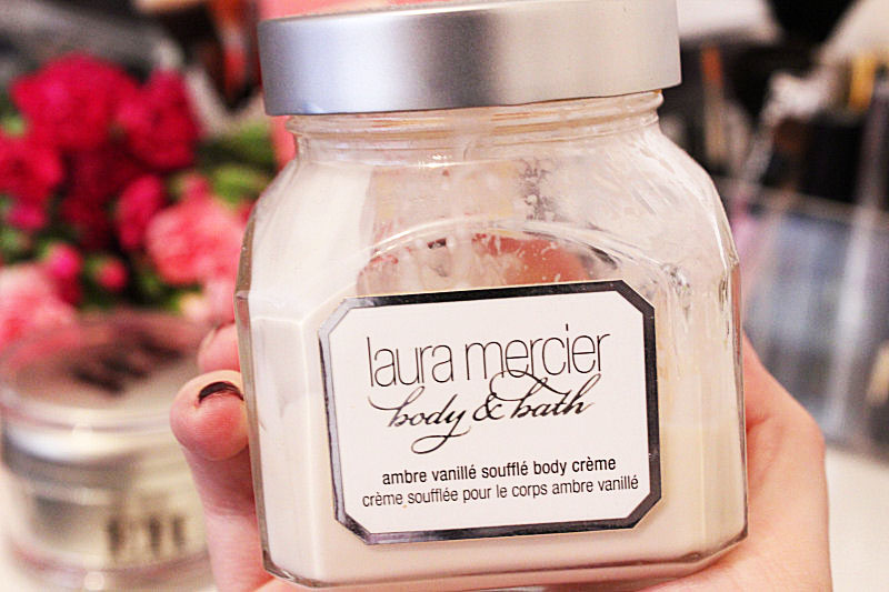 Holy Grail Skincare Laura Mercier Body Souffle Ambre Vanille