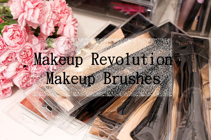 Makeup Revolution Makeup Brushes