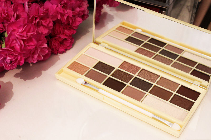 Makeup Revolution Chocolate Palette Review