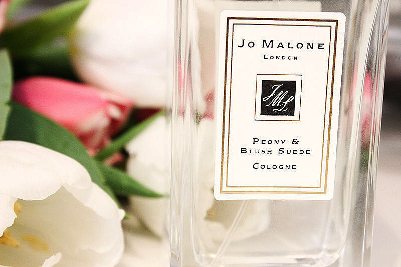 Jo Malone Peony and Blush Suede Fragrance