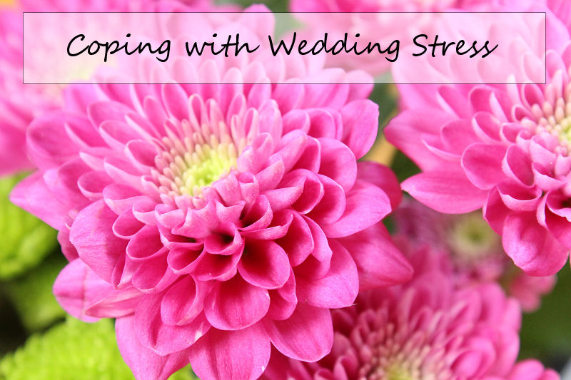 Coping with Wedding Stress