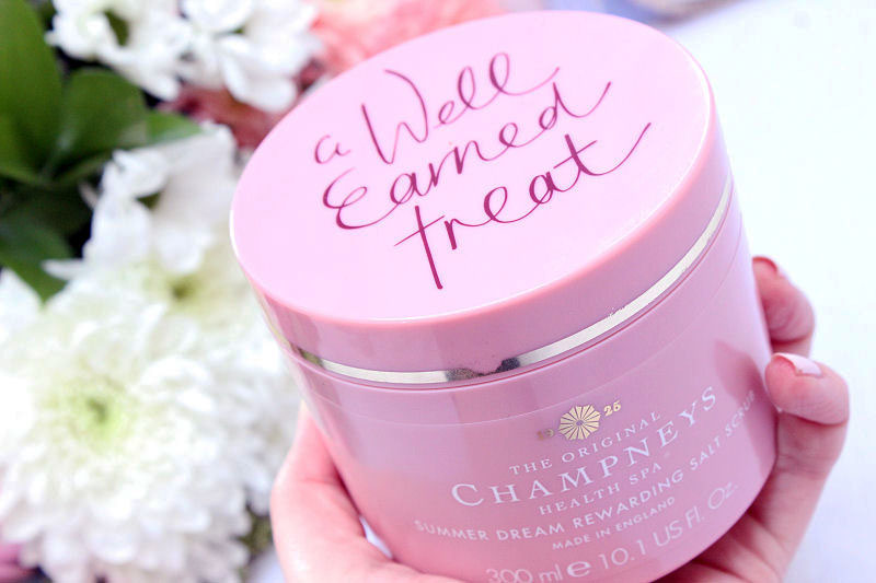 Champneys Summer Dream Salt Scrub