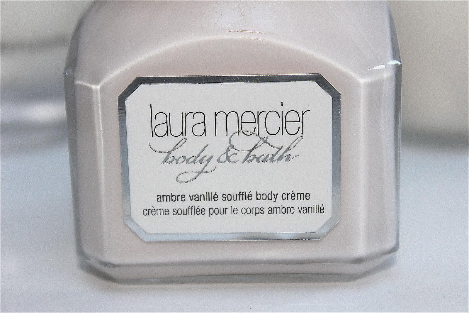 Laura Mercier Ambre Vanille Souffle Body Creme