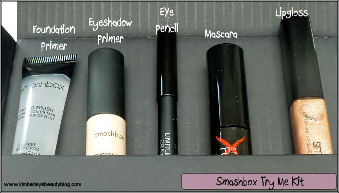 Smashbox Try Me Kit