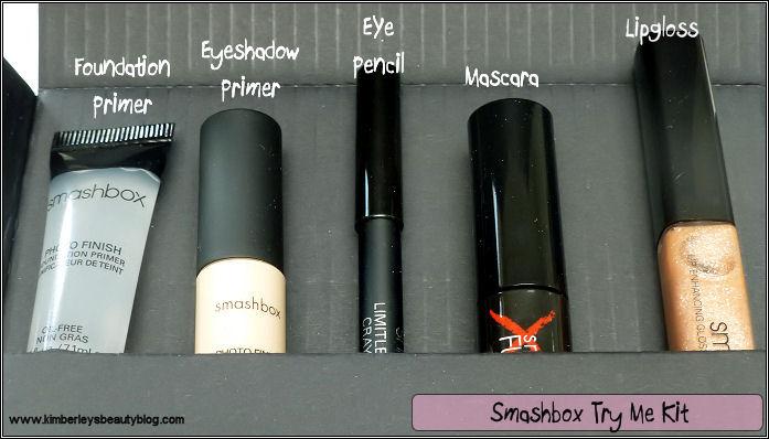 Smashbox Try Me Kit