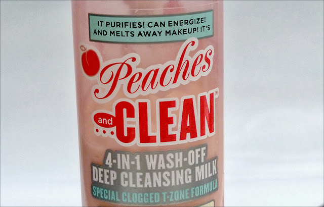 Soap and Glory Peaches and Clean Face Wash