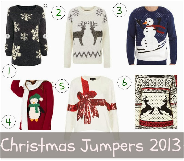 Christmas Jumpers 2013