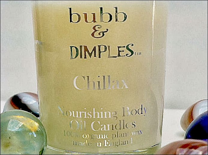 Bubb and Dimples Oats and Honey Candle