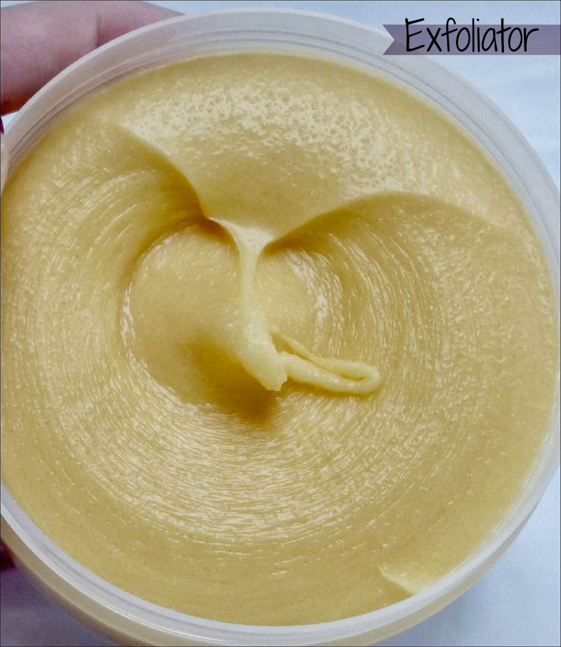 A picture of The Body Shop Honey Mania Body Scrub