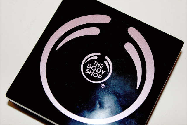 The Body Shop 4 Colour Eye Palette Smoky Plum