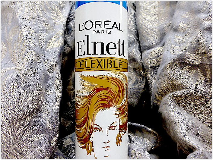 L'Oreal Elnett Flexible Hold Extra Strength Hairspray