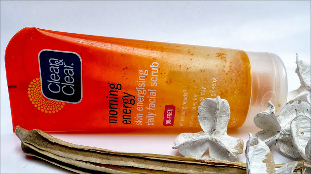 Clean and Clear Morning Energy Face Scrub