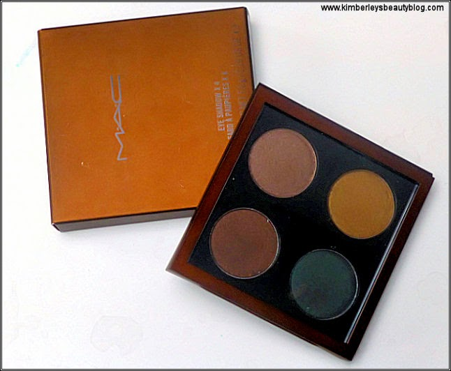MAC Limited Edition Bare My Soul Eyeshadow Quad