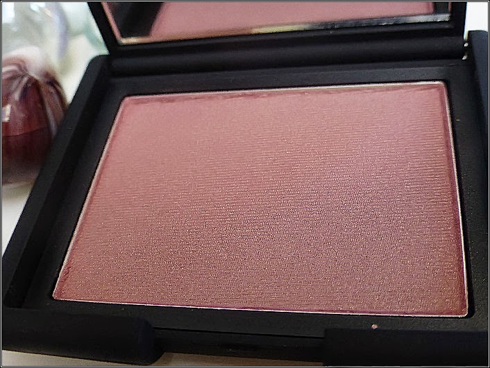 A picture of NARS Sin blush