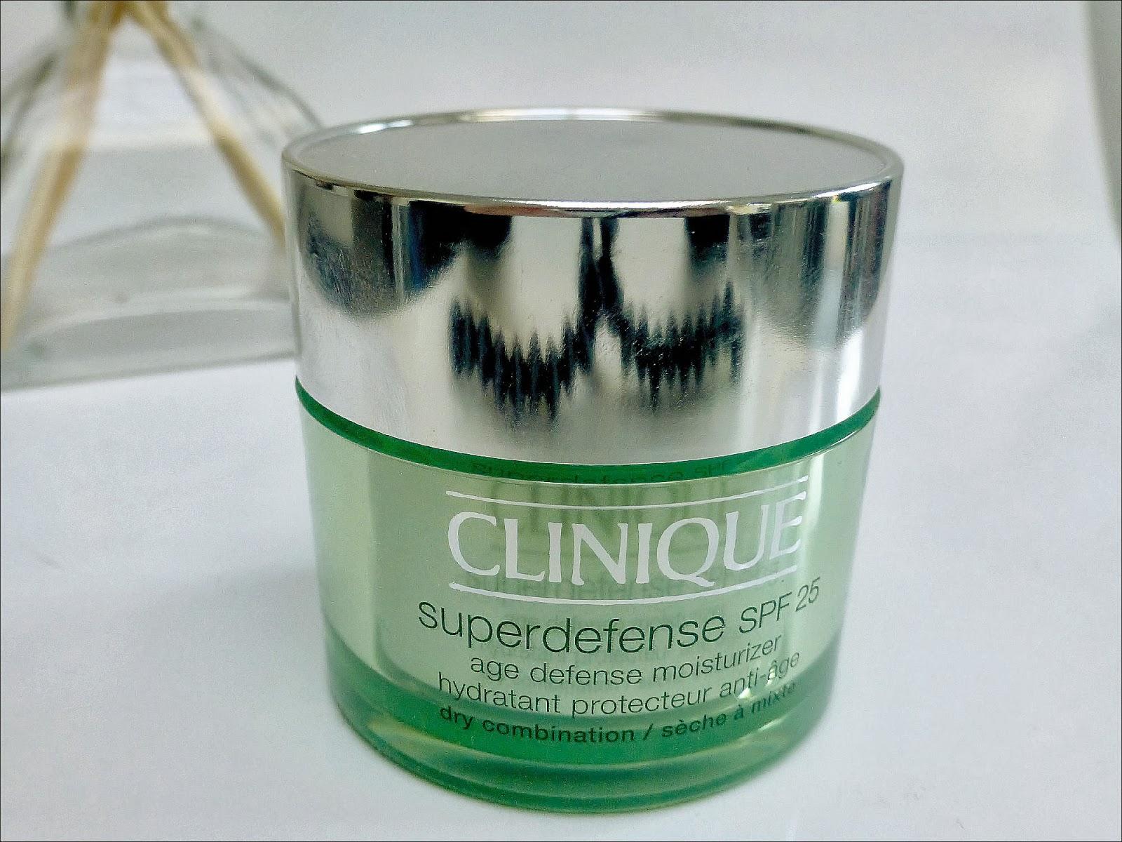 Clinique Superdefense Moisturiser