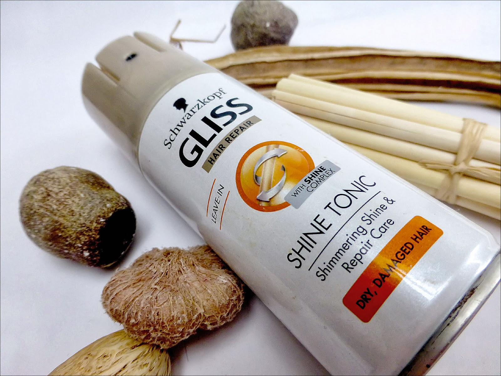 Schwarzkopf Gliss Hair Repair Shine Tonic