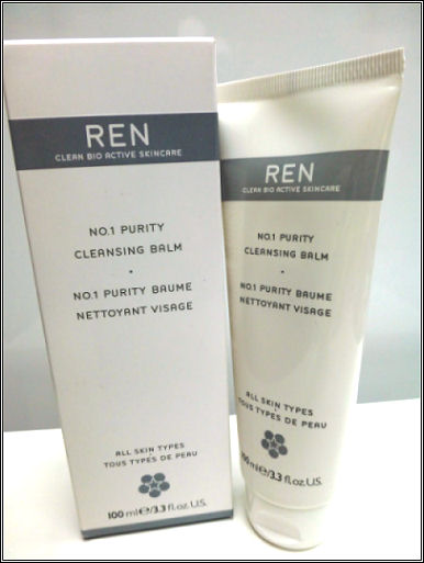 REN's No.1 Purity Cleansing Balm