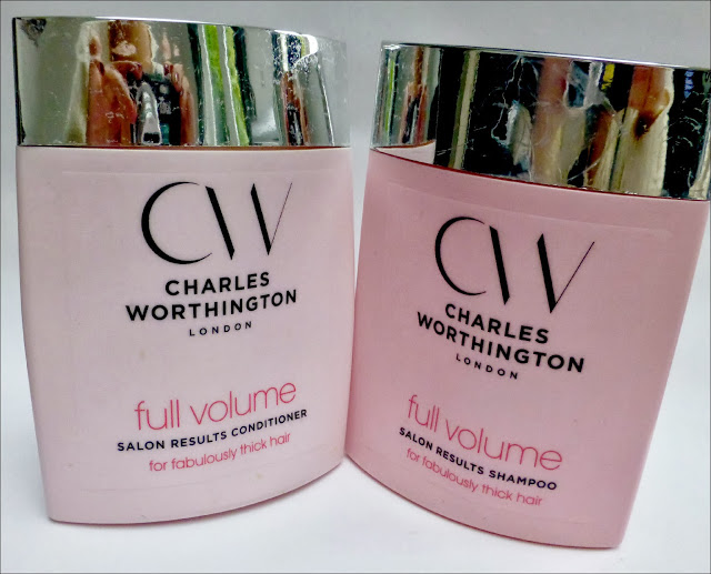 A picture of Charles Worthington London Full Volume Shampoo and Conditioner