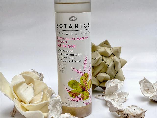 Boots Botanics Eye Make-up Remover