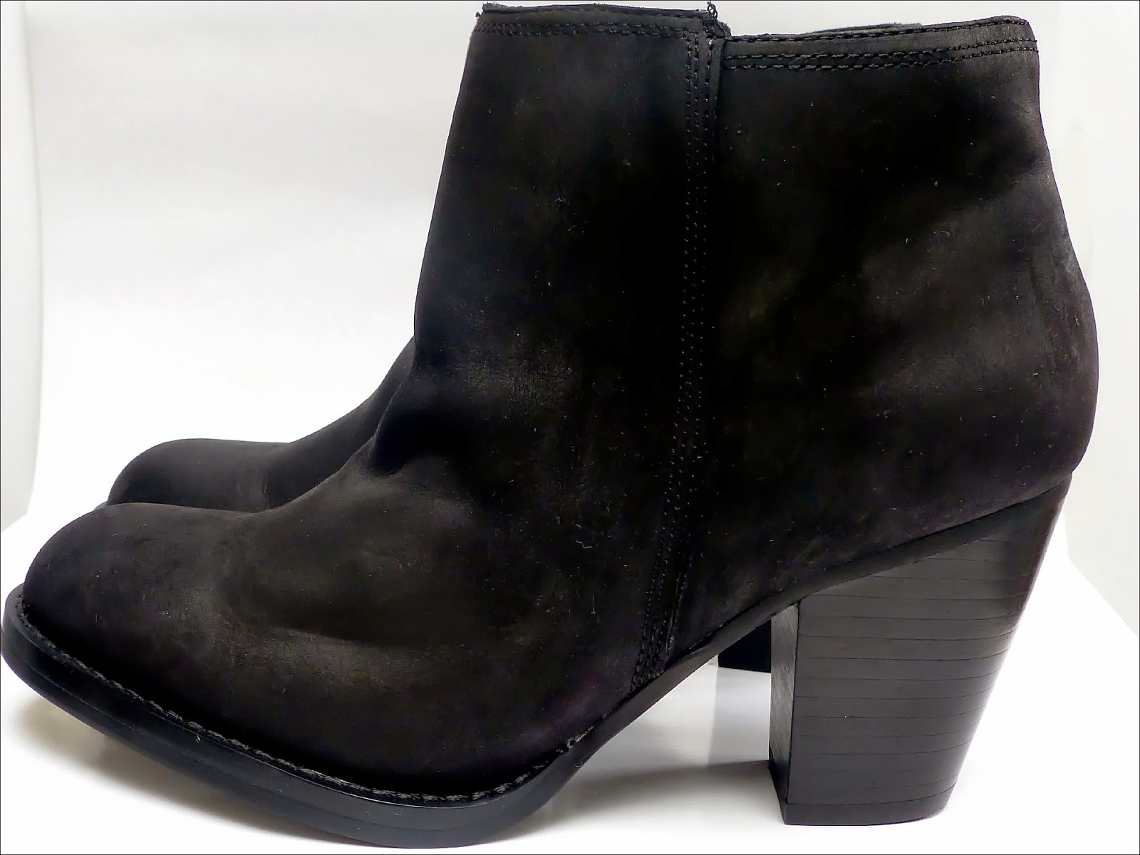 Black Autumn Winter Ankle Boots from New Look