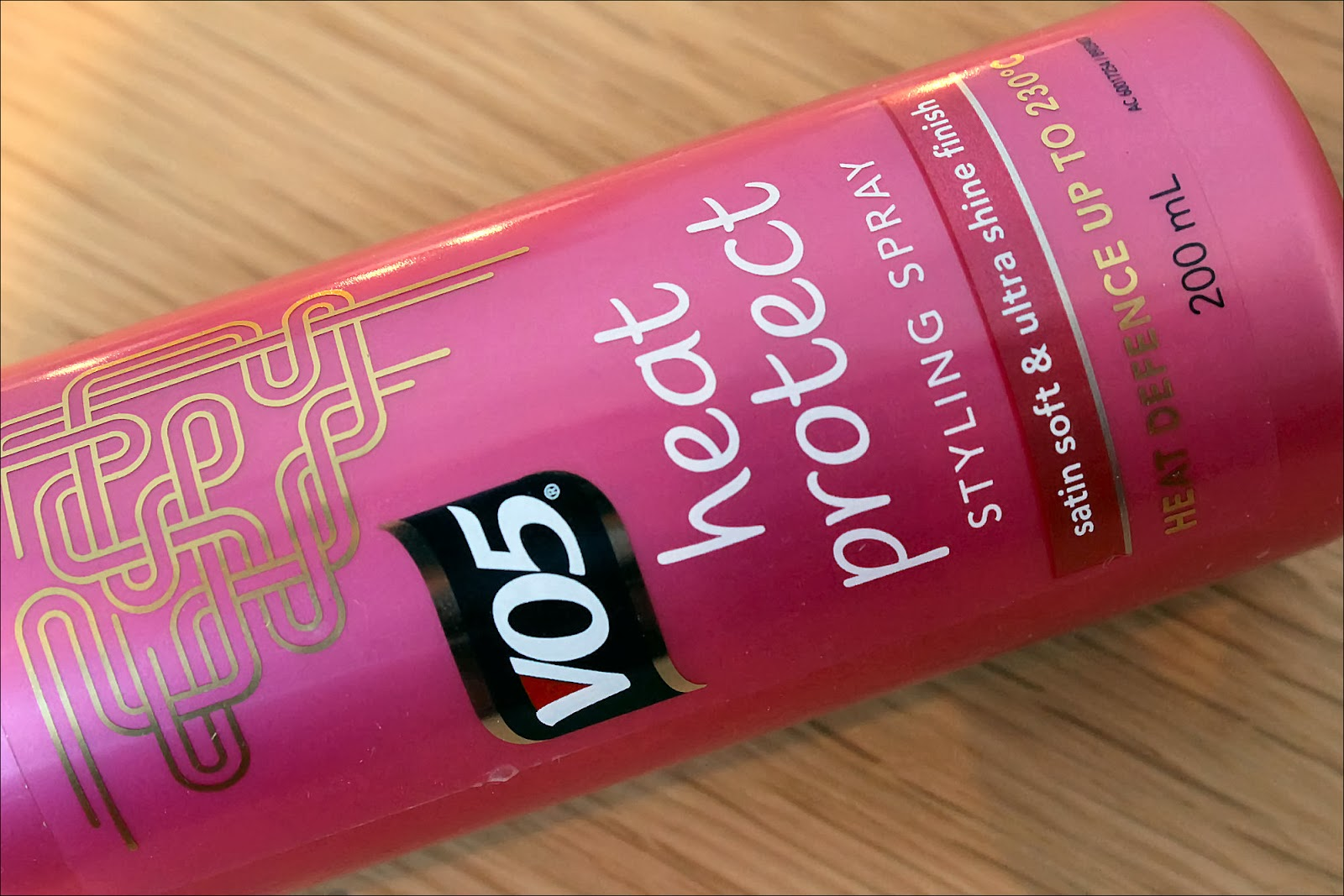 VO5 Heat Defense Styling Spray