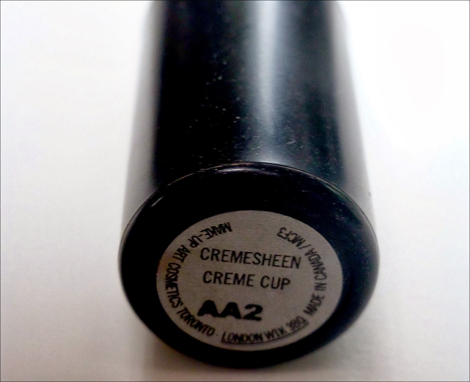 MAC Creme Cup Lipstick Review