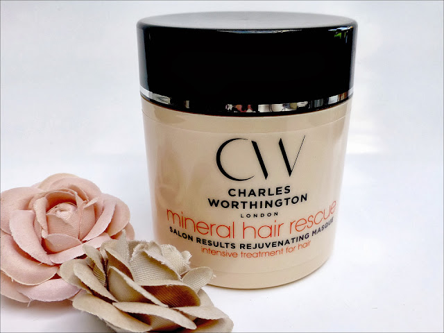 Charles Worthington Mineral Hair Rescue Mask