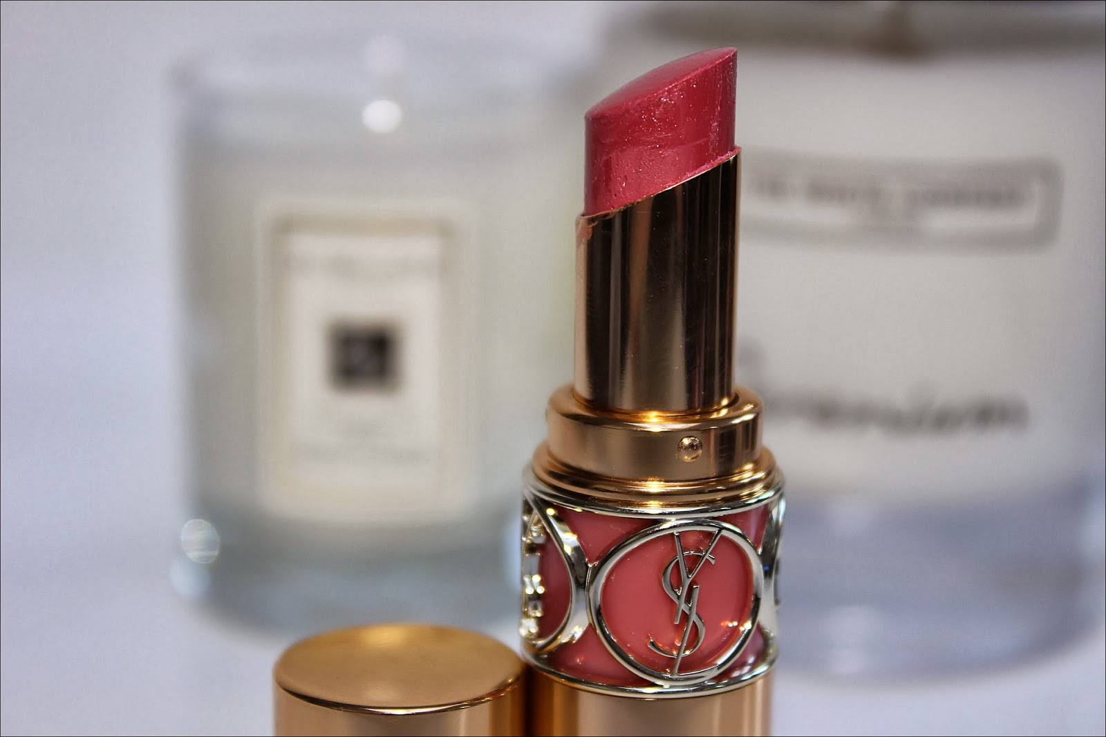 Yves Saint Laurent - Rouge Volupte - Fetish Pink #8