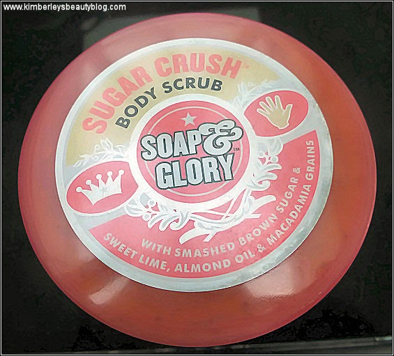 Soap and Glory Sugar Crush Body Scrub Review