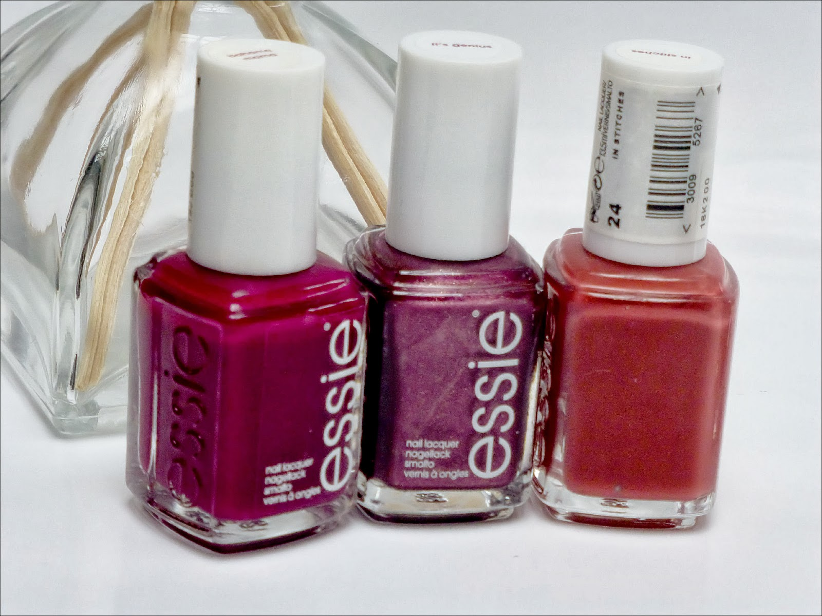 Autumn Nail Polishes
