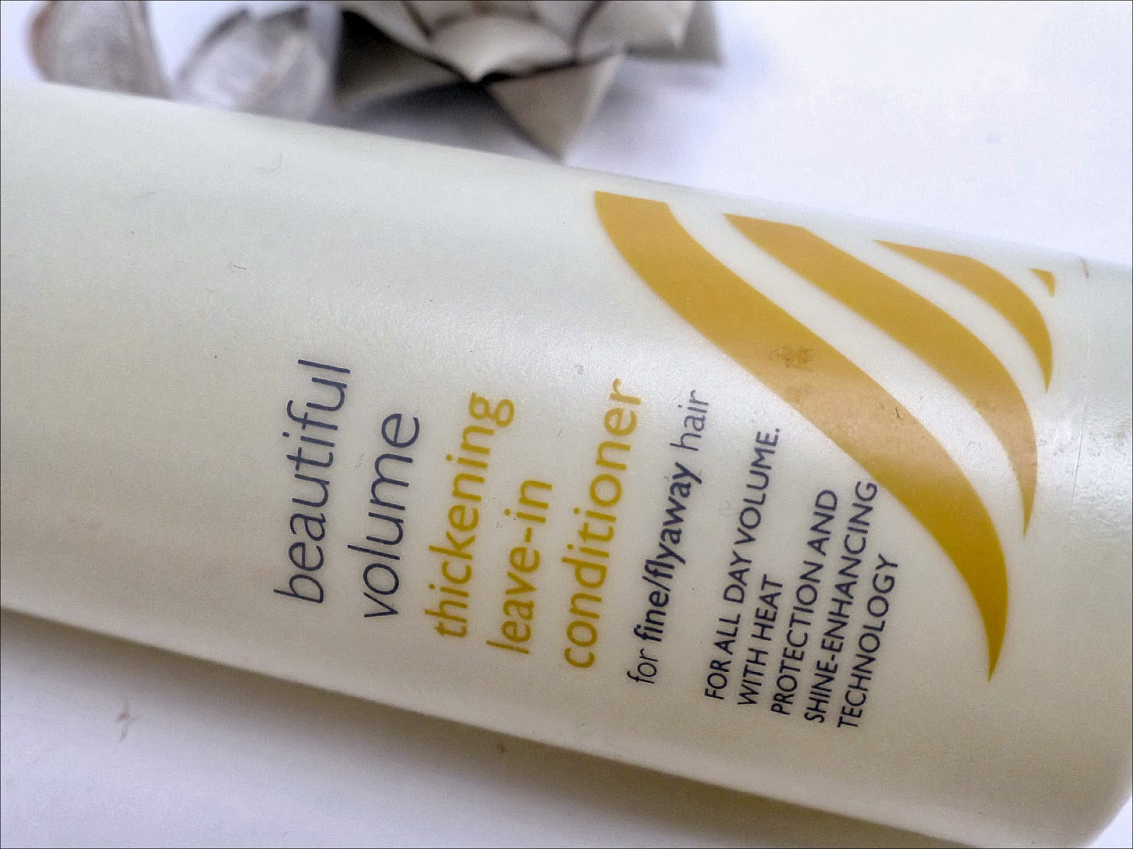Trevor Sorbie Volume Thickening Leave In Conditioner