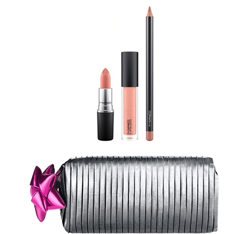 MAC Shiny Pretty Things Lip Goody Bag
